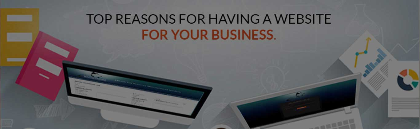 Top reasons for having a website for your business.
